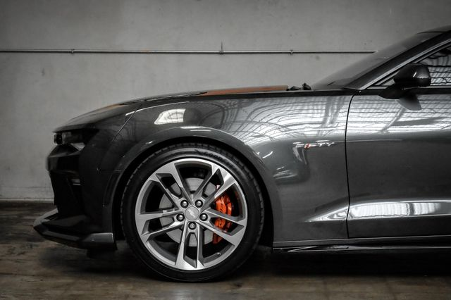 2017 Chevrolet Camaro 2SS Whipple Supercharged 50th Anniversary in Addison, TX 75001