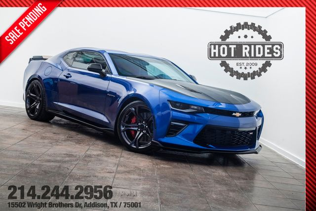 2017 Chevrolet Camaro SS 1LE Performance Package