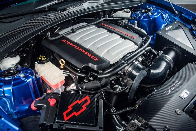 2017 Chevrolet Camaro SS 1LE Performance Package in Addison, TX 75001