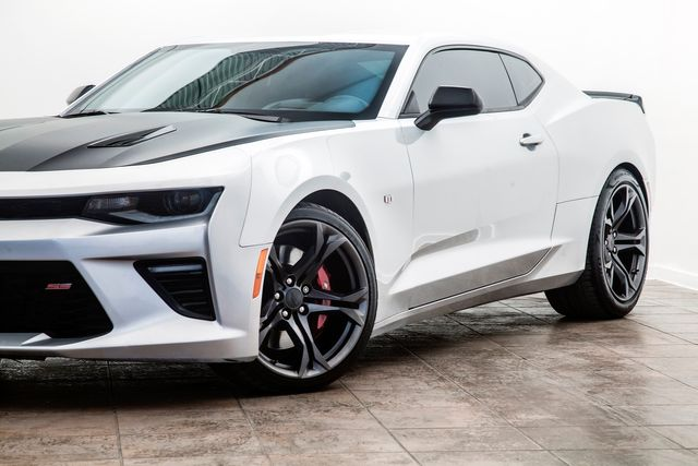 2017 Chevrolet Camaro SS 1LE Track Performance Package Cammed in Addison, TX 75001