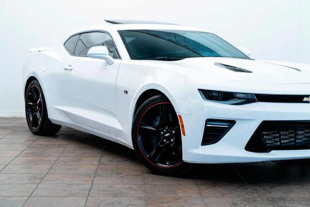 2017 Chevrolet Camaro SS 2SS Supercharged in Addison, TX 75001