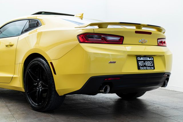2017 Chevrolet Camaro SS Heads/Cam Supercharged in Addison, TX 75001