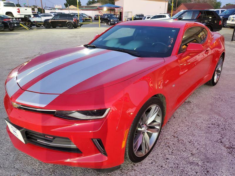 2017 Chevrolet Camaro 1LT  Brownsville TX  English Motors  in Brownsville, TX