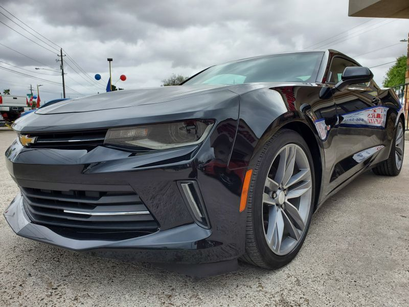 2017 Chevrolet Camaro 1LT  Brownsville TX  English Motors  in Brownsville, TX