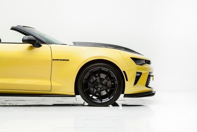 2017 Chevrolet Camaro SS Convertible With Many Upgrades in Carrollton, TX 75006