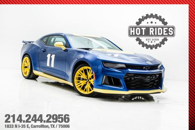 2017 Chevrolet Camaro ZL1 800hp Penske/Sonoco Tribute Car