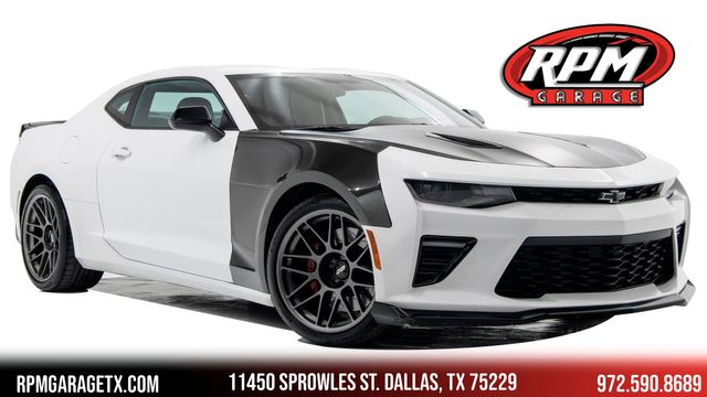 2017 Chevrolet Camaro 1SS 1LE Track Performance Pkg with Upgrades