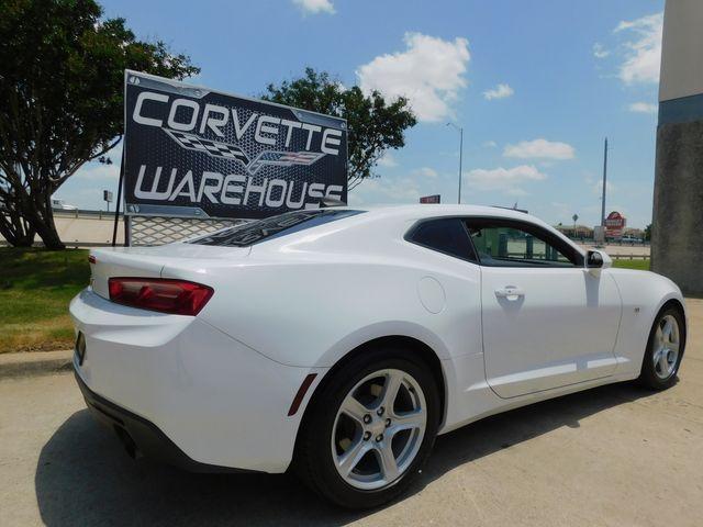 2017 Chevrolet Camaro Coupe Premium, Auto, CD Player, Alloys, Only 39k in Dallas, Texas 75220