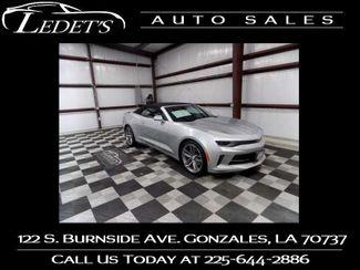 2017 Chevrolet Camaro LT - Ledet's Auto Sales Gonzales_state_zip in Gonzales