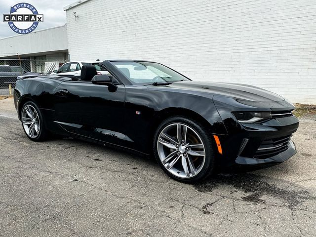 2017 Chevrolet Camaro 1LT Madison, NC 9