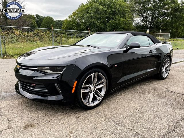 2017 Chevrolet Camaro 1LT Madison, NC 6
