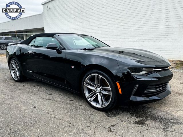 2017 Chevrolet Camaro 1LT Madison, NC 8