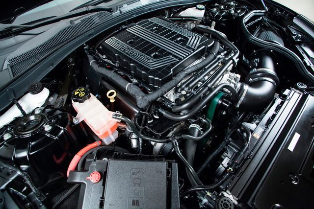 2017 Chevrolet Camaro ZL1 in Plano, TX 75075