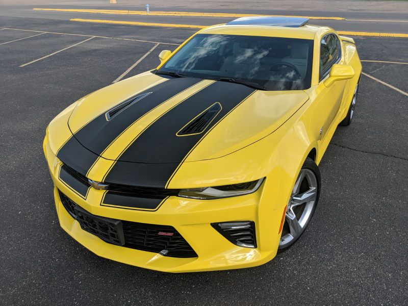 2017 Chevrolet Camaro SS  Fultons Used Cars Inc  in , Colorado