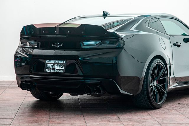 2017 Chevrolet Camaro SS 1LE Performance Pkg Supercharged Show Car in Addison, TX 75001