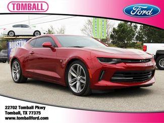 2017 Chevrolet Camaro LT in Tomball, TX 77375