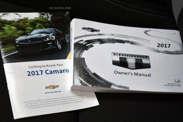 2017 Chevrolet Camaro LT Waterbury, Connecticut 28