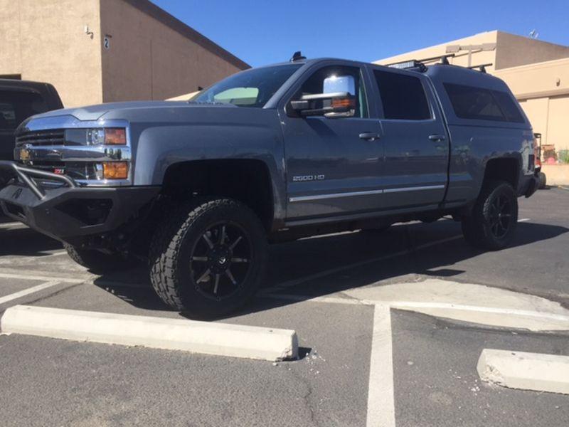 2017 Chevrolet Camper Shells Truck toppers Truck Caps in Mesa AZ