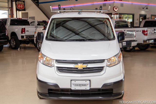 2017 Chevrolet City Express Cargo Van LS in Addison, Texas 75001