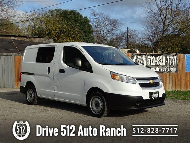 2017 Chevrolet City Express Cargo Van LS