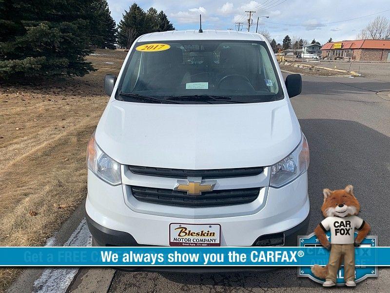 2017 Chevrolet City Express Cargo Van LS  city MT  Bleskin Motor Company   in Great Falls, MT