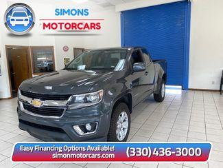 2017 Chevrolet Colorado 4WD LT in Akron, OH 44320