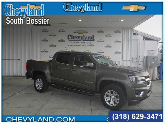 2017 Chevrolet Colorado 2WD LT in Bossier City LA, 71112