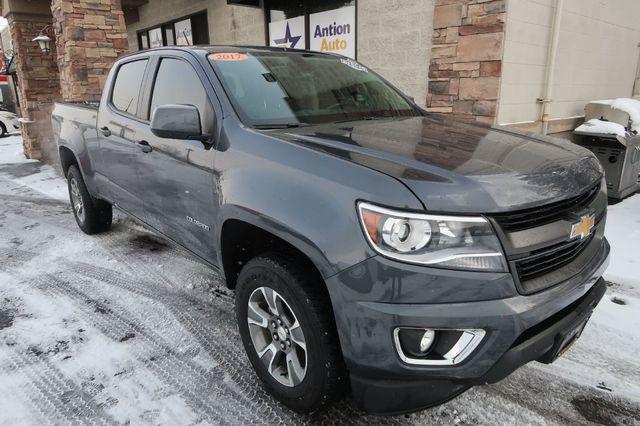 2017 Chevrolet Colorado in Bountiful UT