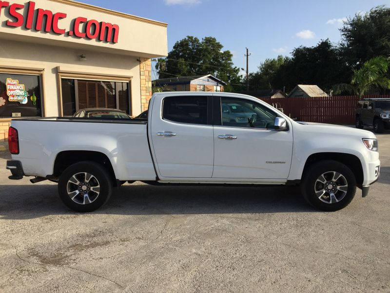 2017 Chevrolet Colorado 2WD LT  Brownsville TX  English Motors  in Brownsville, TX