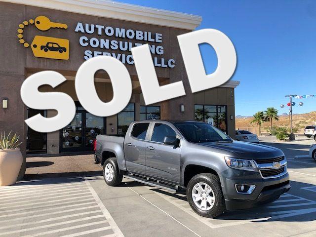 2017 Chevrolet Colorado 4WD LT in Bullhead City, AZ 86442-6452