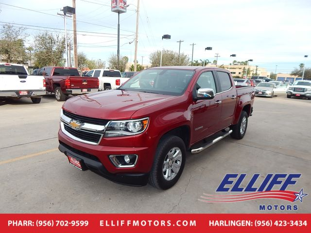 2017 Chevrolet Colorado Crew Cab LT in Harlingen, TX 78550