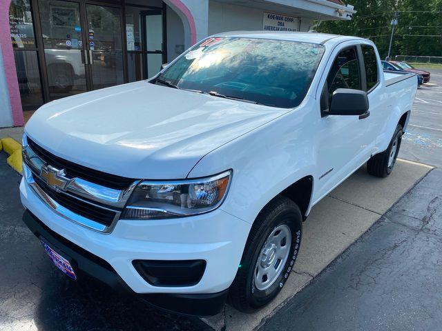 2017 Chevrolet Colorado Ext. Cab
