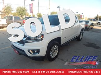 2017 Chevrolet Colorado LT Crew Cab in Harlingen, TX 78550
