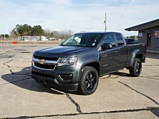 2017 Chevrolet Colorado 4WD WT in Haughton LA, 71037