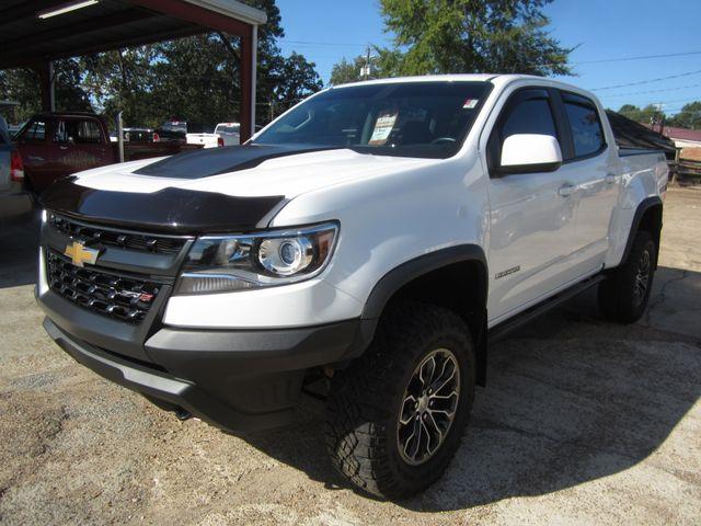 2017 Chevrolet Colorado 4WD ZR2 Houston, Mississippi 1