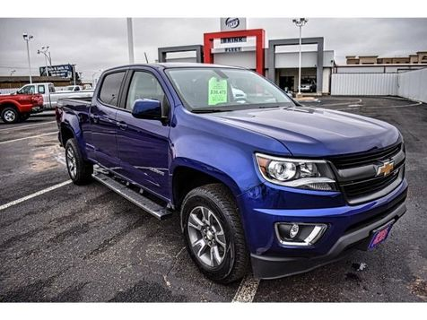 2017 Chevrolet Colorado 4WD Z71 | Lubbock, TX | Brink Fleet in Lubbock, TX