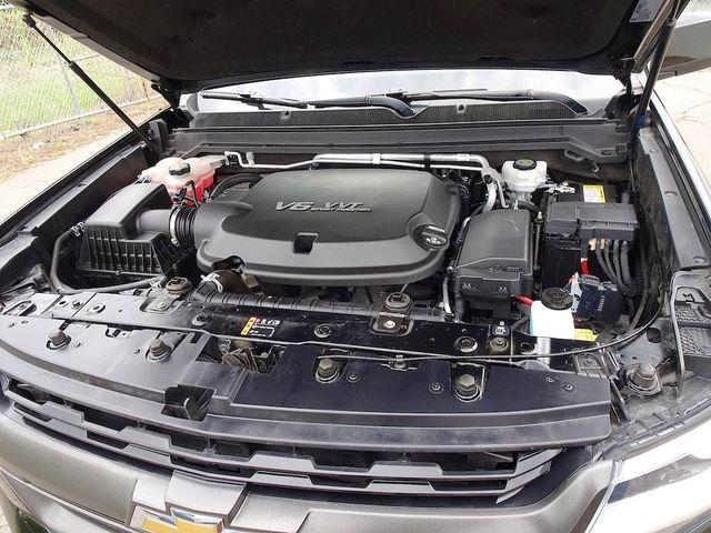 2017 Chevrolet Colorado 4WD Z71 Madison, NC 46