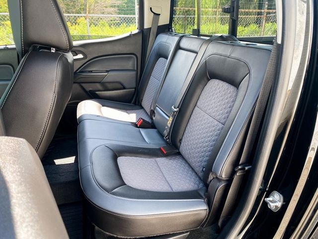2017 Chevrolet Colorado 4WD Z71 Madison, NC 23