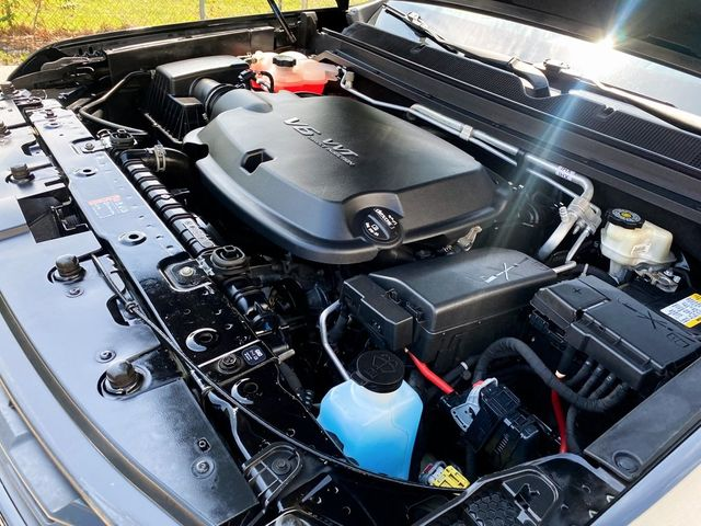 2017 Chevrolet Colorado 4WD Z71 Madison, NC 37