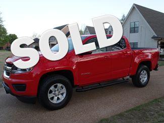 2017 Chevrolet Colorado 4WD in Marion Arkansas, 72364