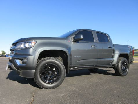 2017 Chevrolet Colorado Crew Cab 4WD Z71 Duramax Diesel in , Colorado