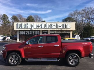 2017 Chevrolet Colorado 4WD LT in Richmond, VA, VA 23227