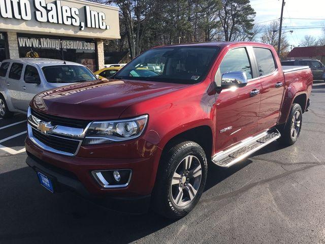 2017 Chevrolet Colorado 4WD LT in Richmond, VA, VA 23227