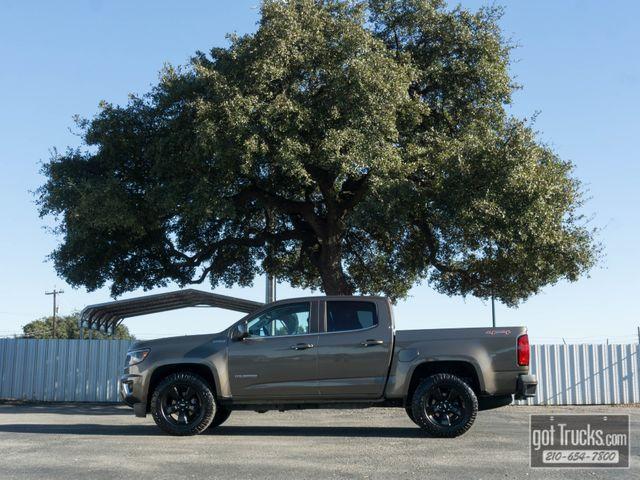 2017 Chevrolet Colorado Crew Cab LT 2.8L Duramax Turbo Diesel 4X4