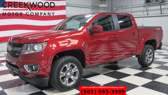 2017 Chevrolet Colorado 4x4 Z71 Heated Seats Low Miles 1 Owner CLEAN