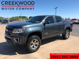 2017 Chevrolet Colorado LT 4x4 Z71 Lifted Leather Nav Warranty 1Owner NICE in Searcy, AR 72143