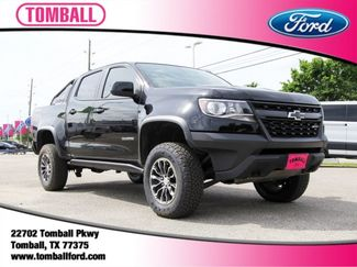 2017 Chevrolet Colorado 4WD ZR2 in Tomball, TX 77375