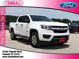2017 Chevrolet Colorado 2WD WT in Tomball, TX 77375