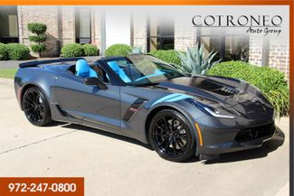 2017 Chevrolet Corvette Grand Sport 3LT Convertible Collector Edition in Addison TX, 75001