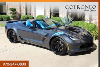 2017 Chevrolet Corvette Grand Sport 3LT Convertible Collector Edition in Addison TX, 75001